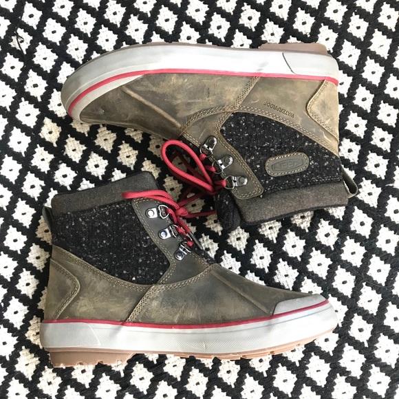 Keen Elsa Ii Ankle Wool Waterproof Boot